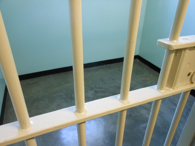 Prison ministry is an effective and important way for one to use an online ordination. Courtesy of Michael Coghlan.