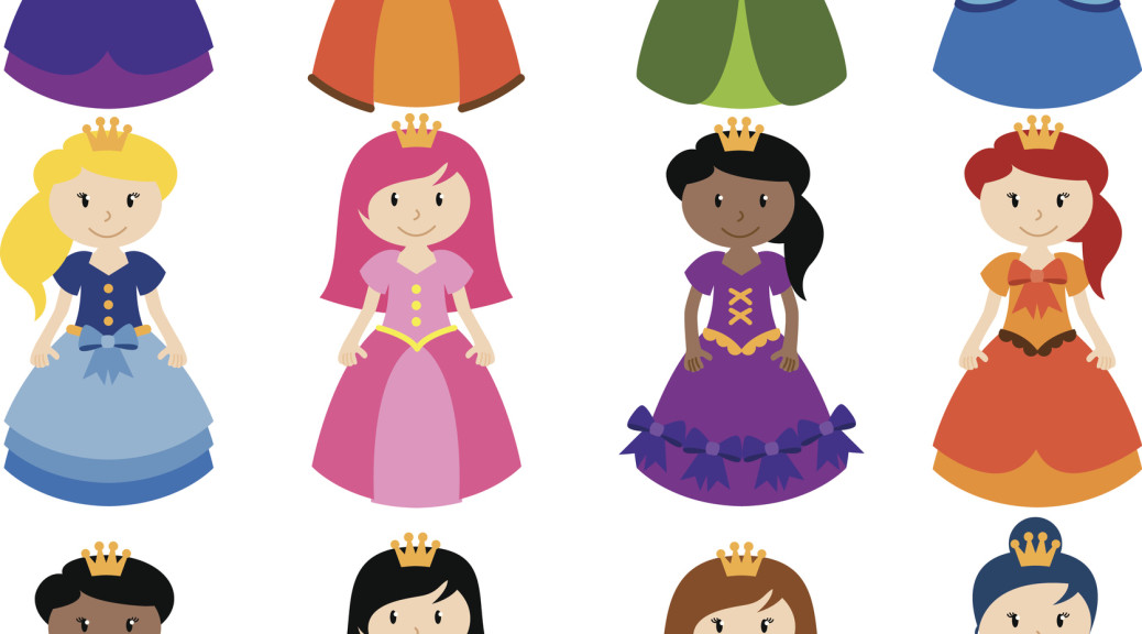 Disney Princesses can have effects on children and their conformity to gender stereotypes