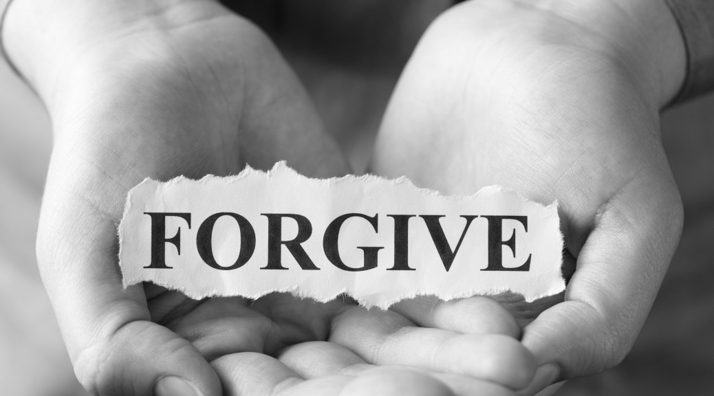 Scientists find that forgiveness and mental health are linked