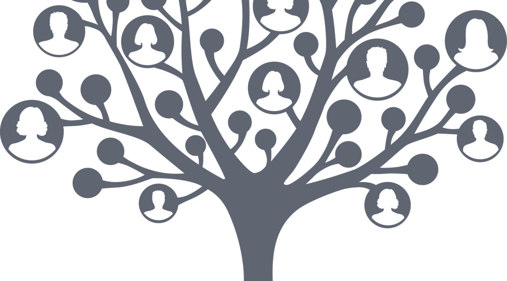 Using a family tree as a part of building your legacy.