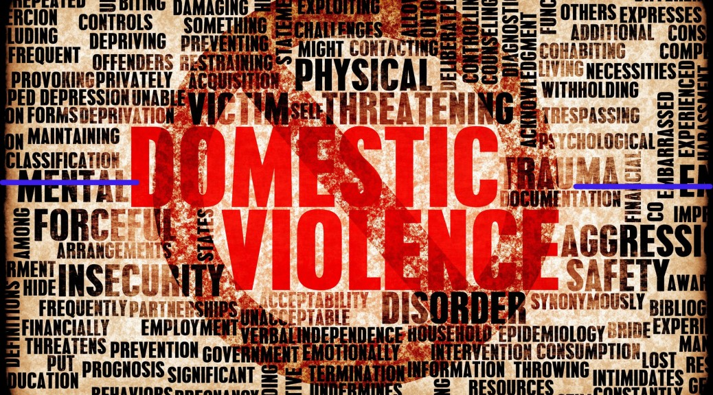 Domestic Violence is a complex issue