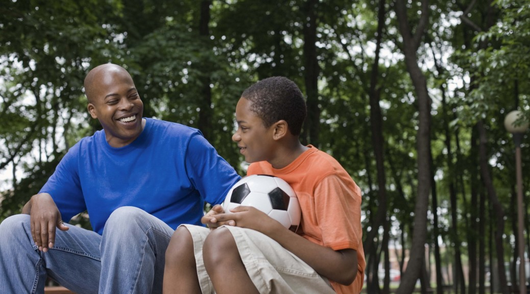 Having an Adult mentor can make all the difference to a child.