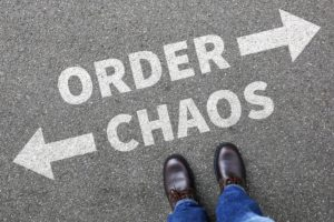 Order and Chaos are two primary principles of Discordianism