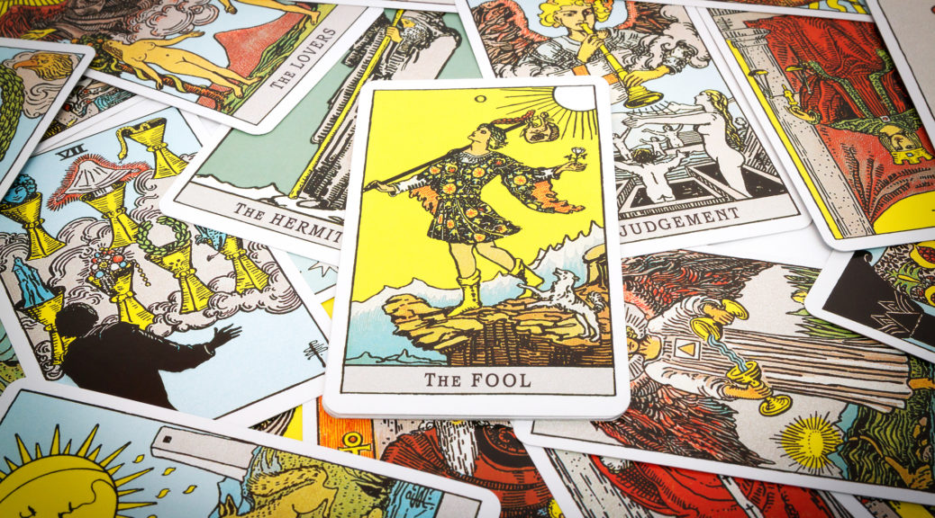 Tarot Cards, widely known as a divination tool, has origins in a card game for royalty.
