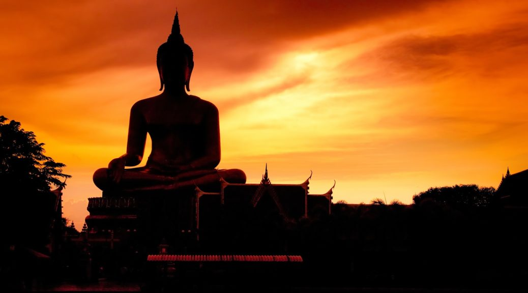 Buddhism and the art portraying Buddha has changed entirely over the religion's history.