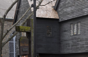 """More than 200 people were accused of practicing """"the Devil's magic"""" during the Salem, Massachusetts witch trials of 1692."""