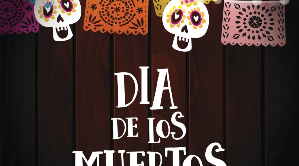 Honor your departed relations and friends on Dia De Los Muertos, or Day of the Dead.