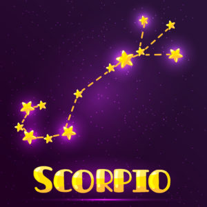 Feeling the Sting of Scorpio Season - ULC Blog - Universal